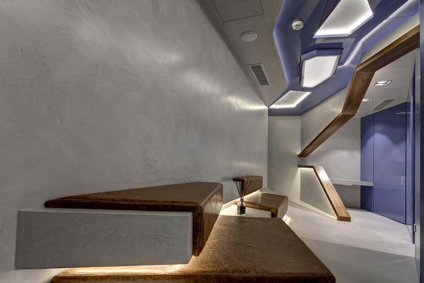 VORONOI CLINIC - George Fakaros - architectural