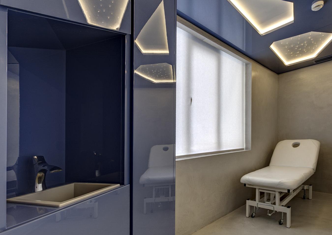 Voronoi Clinic George Fakaros Architectural