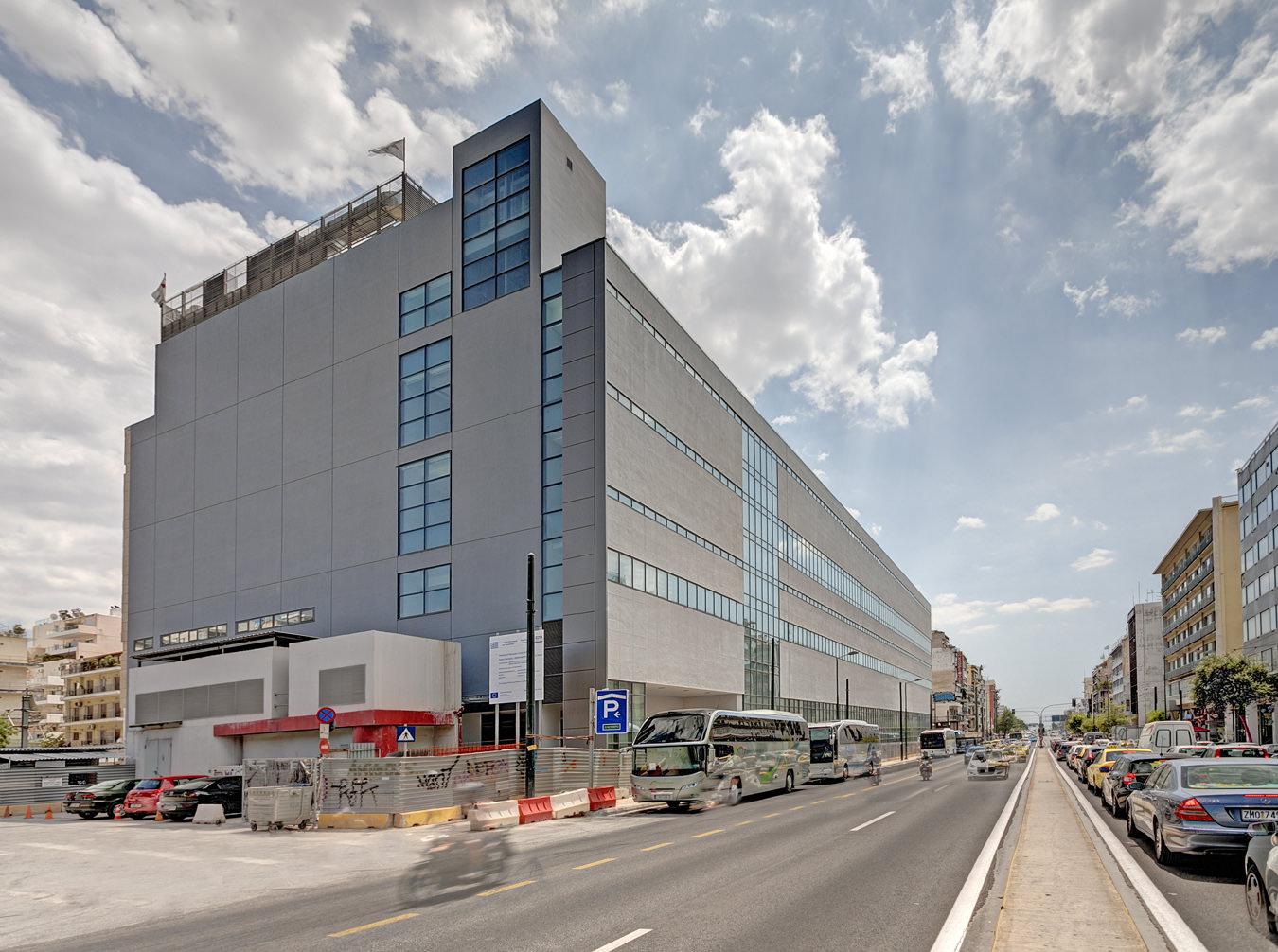 GREEK NATIONAL MUSEUM OF CONTEMPORARY ART, Γιώργος Φάκαρος - Αρχιτεκτονική Φωτογραφία | Εσωτερικοί Χώροι | Φωτογραφία Ξενοδοχειών - Photography / Φωτογραφία