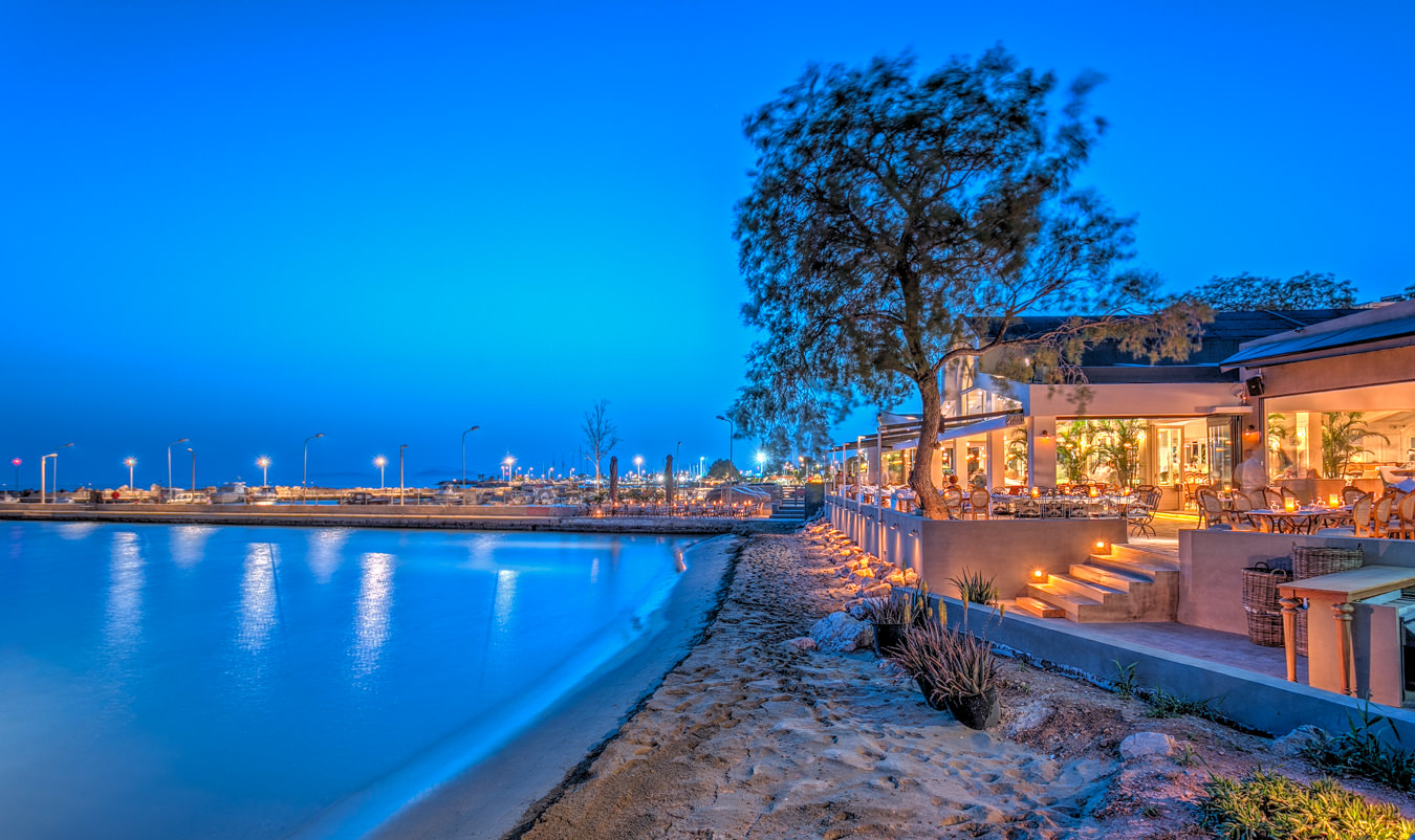Glyfada Hotel Ark Restaurant