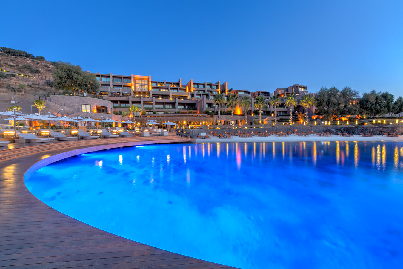 Caresse Bodrum Turkey George Fakaros Architectural Photography Interior Commercial Hotel 360 Architecture