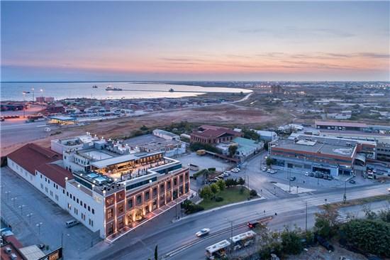Caresse Bodrum Turkey George Fakaros Architectural